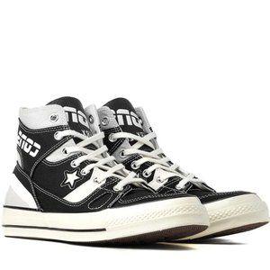 Converse Mens Chuck 70 E260 Hi 166462C Black/White